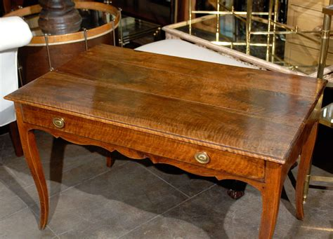 long desks for sale louis style french walnut desk with long drawer and