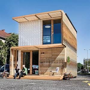 Container Haus Selber Bauen : container haus selber bauen moderne konstruktion ~ Watch28wear.com Haus und Dekorationen
