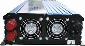 3000w Modified Sine Wave Inverter 24v  U2013 8zed