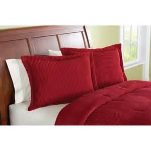 mainstays studio variegated bedding comforter set walmart com