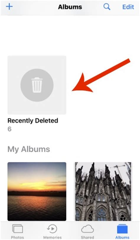 recently deleted photos iphone think you deleted your photos photos you send to trash Recen