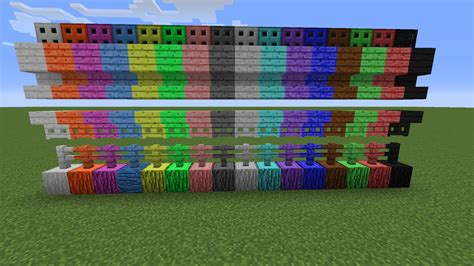 Redstone Lamps In Minecraft by Galactic Colored Blocks Cosmetic Minecraft Mods Curse
