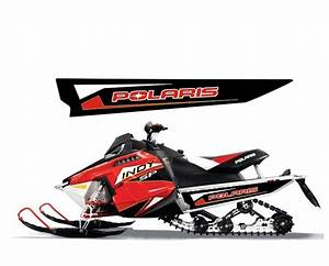 Polaris 550 600 800 Indy Sp Le 120 144 Tunnel Decal