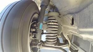 W124 1989 Mercedes 300e Front Suspension In Action
