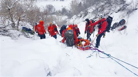 Hiker hit in the head by falling ice in Provo Canyon ...