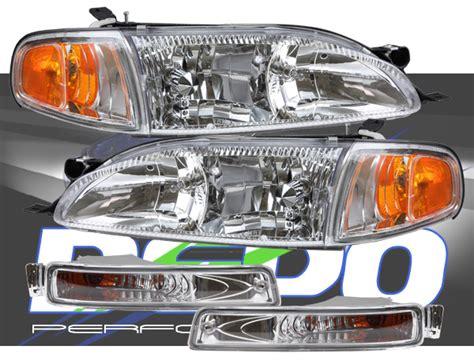 95 96 toyota camry headlights corner signal comb bulbs ebay