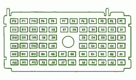 Pontiac Bonneville Sle Fuse Box Diagram Auto