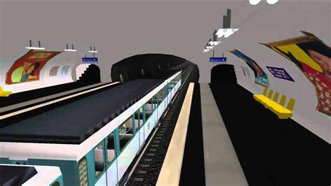 msts metro parisien ligne 3 bis gambetta porte des lilas