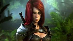 Katarina, League Of Legends Wallpapers HD / Desktop and ...  Katarina