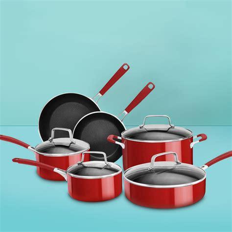 piece nonstick cookware set      amazing pots pans sets