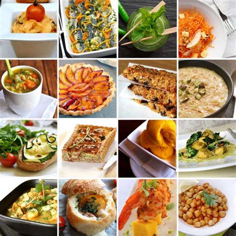 days  healthy food recipes included