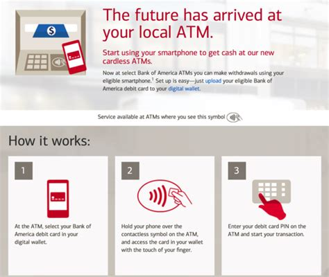 bank of america debuts apple pay atm withdrawals iphone in canada