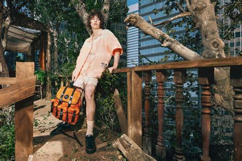 gucci grid campaign forefront