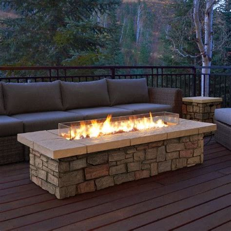 Backyard Propane Pit by Found It At Wayfair Sedona Propane Pit Table