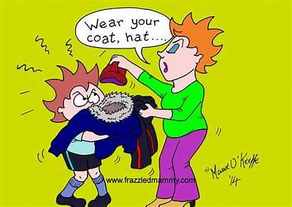 Cartoonist Cork Maeve Mammy Put Keeffe Cartoon