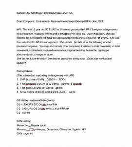 free soap note template - 11 soap note templates free sample example format