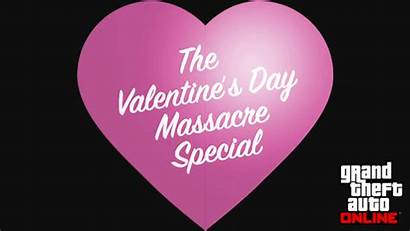Valentine Gta Massacre Update Special Rockstar Games
