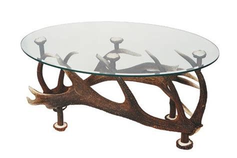 deer table l 22 best images about antler lodge furniture on