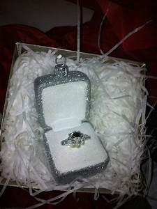 engagement ring christmas ornament weddingbee photo gallery With wedding ring christmas ornament