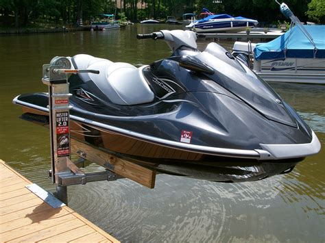 Sea Doo Boat Lift For Sale by Mr Lifter Jet Ski Watercraft Lift From American