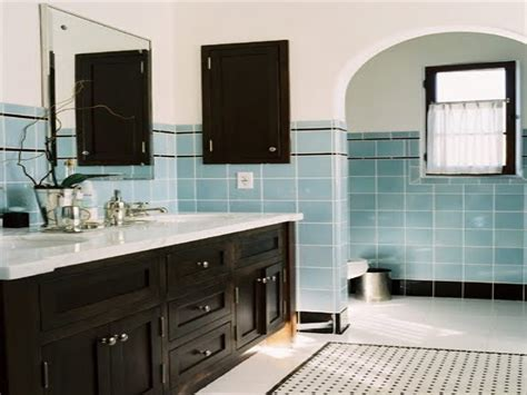 blue tiles bathroom ideas black vanities blue tile bathroom ideas vintage blue tile
