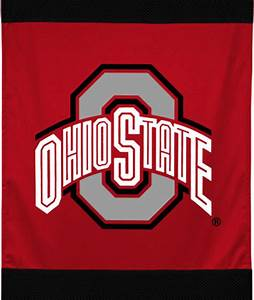 ncaa ohio state buckeyes hockey logo wall hanging accent With kitchen cabinets lowes with ohio state stickers