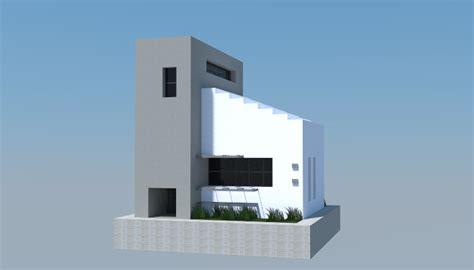 modern house creation  minecraft builds