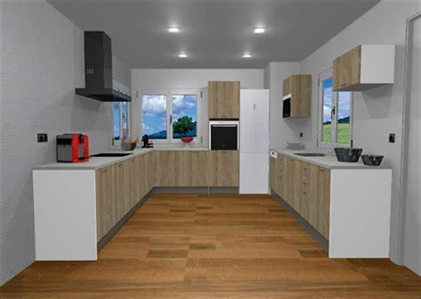 cocinas  muebles de cocina cual es la distribucion mas