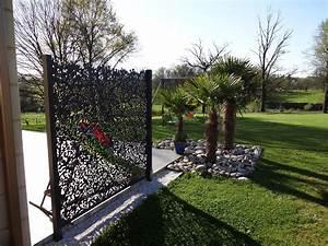 Brise Vue Décoratif : rebeyrol rebeyrol cr ateur de jardins brise vue brise ~ Preciouscoupons.com Idées de Décoration