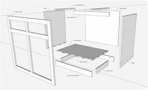 Kitchen Cabinets - The Engineer's Way - FineWoodworking