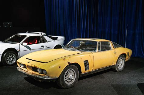 Car For Sale by 1967 Iso Grifo Gl 2016 Rm Sotheby S Sale Feature