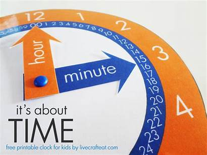 Clock Printable Tell Teach Learn Help Teaching