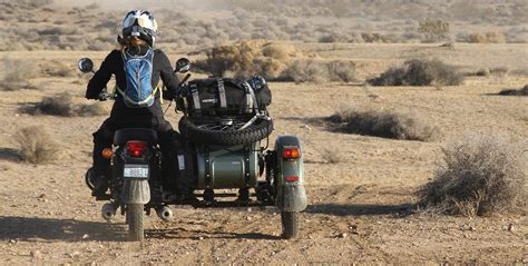 Ural Gear Up Backgrounds by Tackling La Barstow Vegas On A 2wd Ural Gear Up Rider