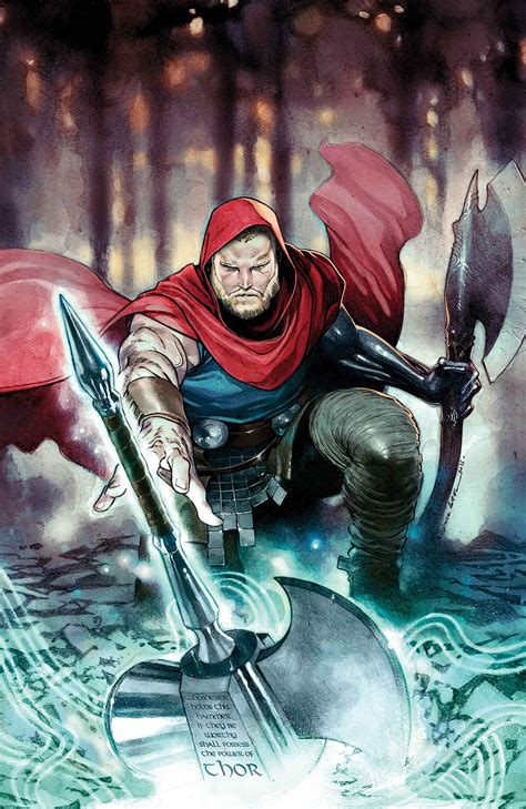 the unworthy thor is looking for a new hammer gamespot