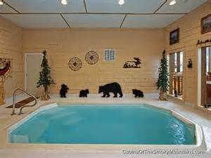 Gatlinburg Cabin with Private Indoor Pool