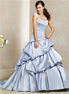 baby blue wedding dress sang maestro With wedding dresses with color blue