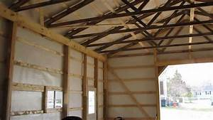 Cha Pole Barns Are Awesome   Waiting On Electrical And