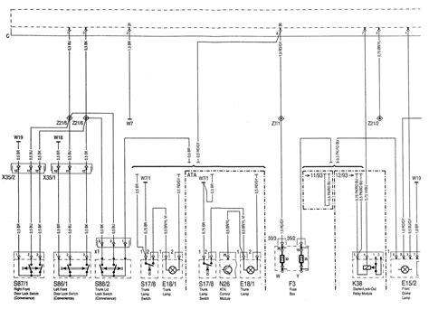 mercedes benz    wiring diagrams power