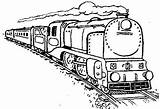 Steam Engine Drawing Train Coloring Ghost Pages Printable Getdrawings sketch template