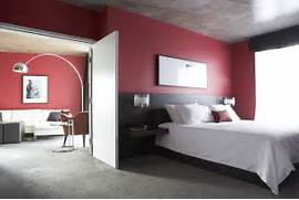Red Black Grey White Bedroom by Red Bedroom Walls Decorating Ideas Images