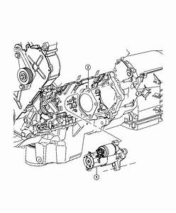 2009 Dodge Nitro Starter  Engine  Remanufactured  Starters
