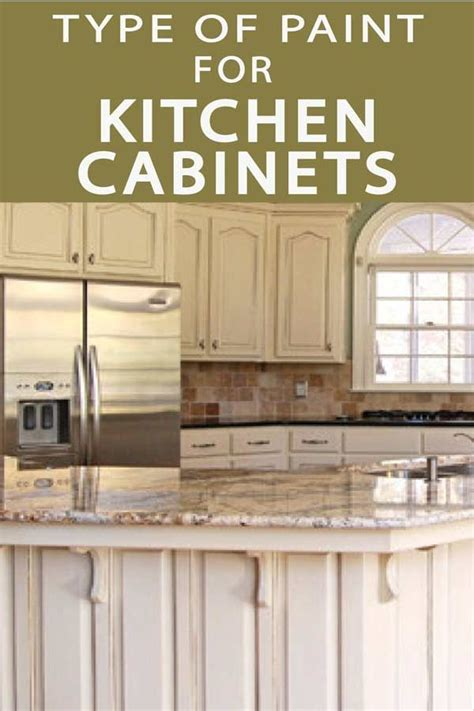 type of paint for kitchen cabinets the 5 best types of paint for kitchen cabinets kitchen