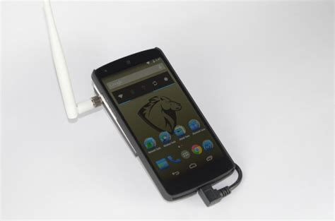 Android-based Pwn Phone Is Prepared To Do Evil For Your