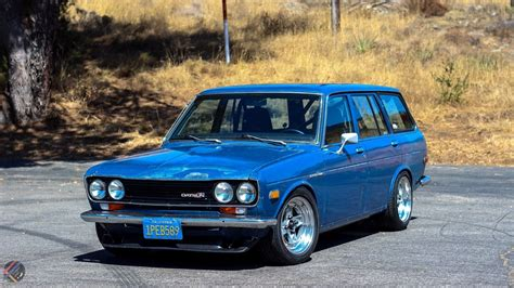 Datsun 510 Restoration by The Top 15 Best Car Restoration Projects