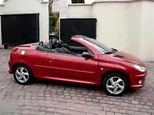 Peugeot 206 Cc : peugeot 206 cc youtube ~ Medecine-chirurgie-esthetiques.com Avis de Voitures