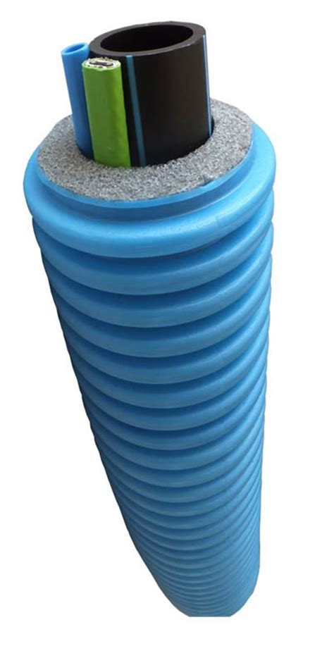 water line insulation pre insulated water pipe corelco 3359