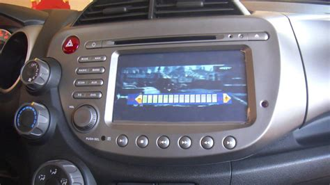 Honda Jazz Oem Head Unit Gps, Dvd