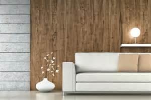 moderne wandgestaltung wandgestaltung mit holz stein und beton style your castle