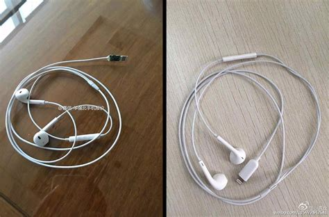 apple ear pods  lighting connector solidify claim  iphone    headphone jack