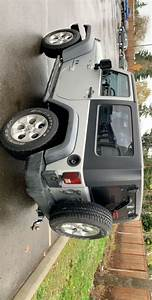 2007 Jeep Wrangler X Manual Transmission 136k Miles